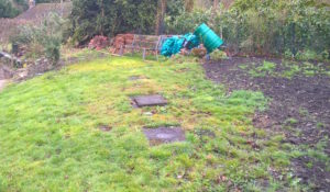 Garden Drainage Problems In Lincolnshire | Croft Drainage Solutions
